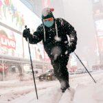 Weather Update: Snow getting underway in region, Schenectady County, moving north