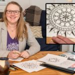 Outlook 2021: Ballston Spa woman using hand-drawn designs to help battle hunger in her community