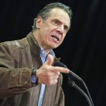 Cuomo acknowledges behavior seen as 'flirtation'
