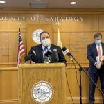 Saratoga, Fulton counties see progress fighting COVID, hope for more vaccine