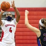 Colonie, Troy win Suburban Council girls' basketball games