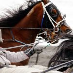 Images: Saratoga Harness Racing's 80th season opener Monday