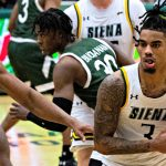 Siena men's basketball's Camper earns MAAC Player of the Week