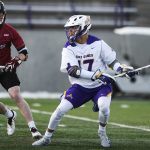 UAlbany men's lacrosse's Patterson, Donnelly honored by America East