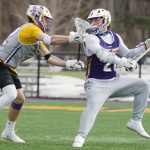 UAlbany a comfortable fit in many ways for freshman Camden Hay