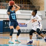 Season ends for UAlbany women's basketball with America East semifinal loss to Maine