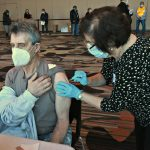 Vaccine site at Rivers Casino in Schenectady distributes 1k+ doses