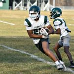 Parker prepared for senior season in Schalmont backfield