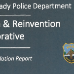 Read: Schenectady Police Department Reform & Reinvention Collaborative Recommendation Report