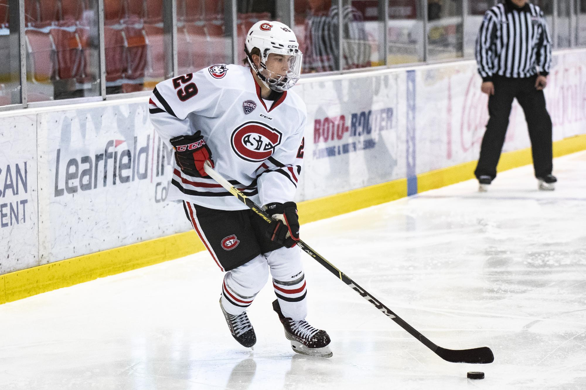 NCAA hockey: Getting to know St. Cloud State
