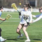 Soures leads Siena women's lacrosse past Fairfield