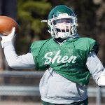 School football: Vincenzi leads Shenendehowa to win