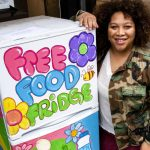 Heaping Helpings: Free Food Fridge project provides access for Albany residents
