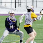 UAlbany men's lacrosse erupts in second half for important win over UMBC