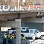 Northway overpass closure traffic disruptions to last weeks