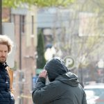 Images: Photos of Owen Wilson in Saratoga Springs for filming of movie 'Paint'