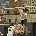 Niskayuna boys' volleyball, out of quarantine, falls in playoffs to Burnt Hills