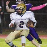 Amsterdam football seeking first win at Mohonasen
