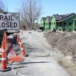 Intermittent bike path closures in April near Niskayuna construction site