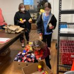 Spreading support for the Niskayuna community with nut butters and jellies food drive