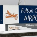 Pilot twice sought closer airports before March crash in Fulton County, NTSB report says; No one hur...