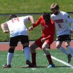 Mechanicville boys' soccer completes dominant season with Wasaren title
