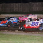 Lehner puts iconic No. 85 back in victory lane at Fonda Speedway
