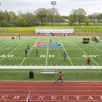 Schenectady High School outdoor athletic complex getting upgrade