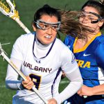 Fast start sends UAlbany to America East semifinal win