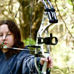 Photos: Images from Sunday's archery shoot and qualifier in Glenville
