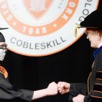 Photos: Images from SUNY Cobleskill's 2021 graduation Tuesday