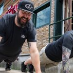 Five bars involved in 22 pushup challenge during May