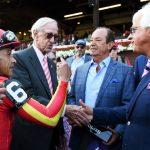 Baffert suspended in New York; Rice has license revoked
