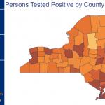 Capital Region COVID-19 Tracker for Sunday, May 2, by county