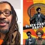 Clifton Park illustrator talks about his work on graphic novel 'The Black Panther Party'