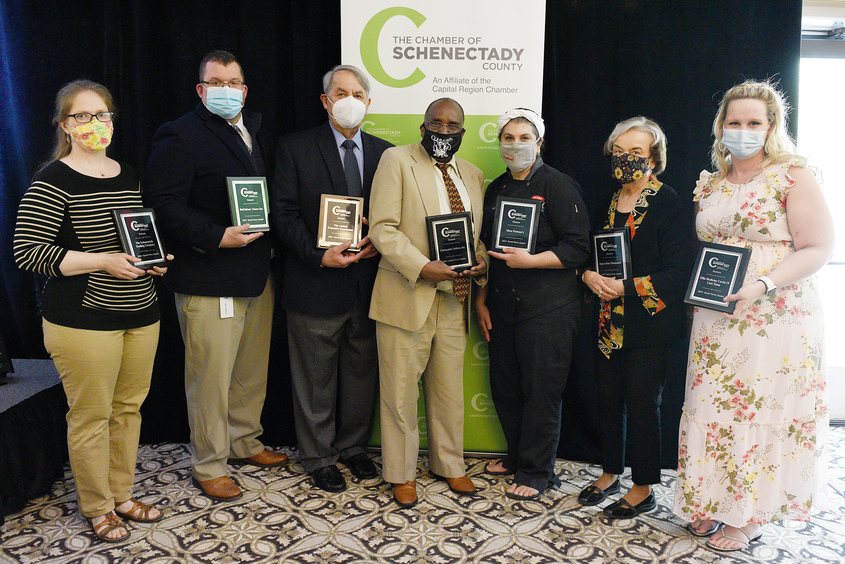 The Daily GazetteCheesemaker, pet shelter, COVID medical team among Good News honorees