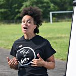 Newly elected Schenectady school board member Miles holds first community meeting