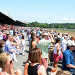 Saratoga Race Course will be open to 100% capacity