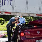 Police: Three taken to Albany Med after Schenectady crash; Car slams into FedEx trailer after fleein...