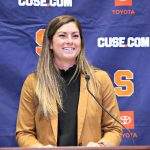Niskayuna native Treanor accepts 'opportunity of a lifetime' to become Syracuse women's lacrosse hea...