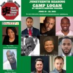 Black Theatre Troupe to celebrate Juneteenth with reading of 'Camp Logan'