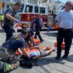 Boy on bike struck by car Monday in Schenectady; Taken to Ellis Hospital, police say