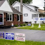 Rotterdam residents file complaint over political lawn sign law compliance