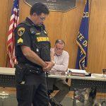 County K-9 unit deploys first female dog
