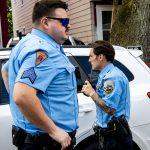 Schenectady officers wearing retro 1950s-era uniforms to mark department's 150th anniversary, raise ...