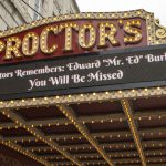 Longtime Proctors employee Burke honored by theater