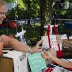 Nearly 600 turn out for Niskayuna's first farmers' market of the season
