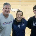 Basketball recruit Benton reunites rivals from the past