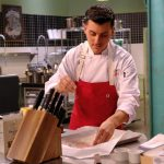 Rotterdam native skillful — but not 'Top Chef'