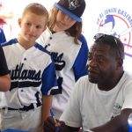 World Series champ Hayes sends positive message at BH-BL baseball tournament